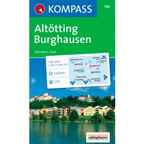Altötting, Burghausen