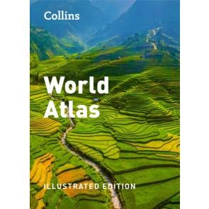Collins World Atlas - Illustrated Editon
