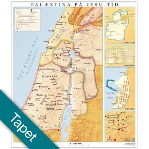 Palæstina på Jesu tid  Tapet