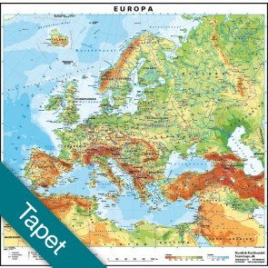 Europa uden flag  Tapet