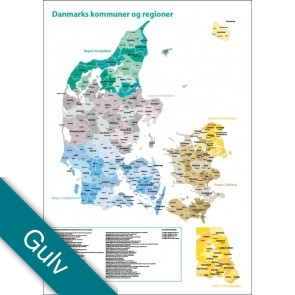 Danmarks kommuner og regioner Gulvlaminering