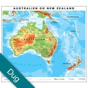 Australien Voksdug