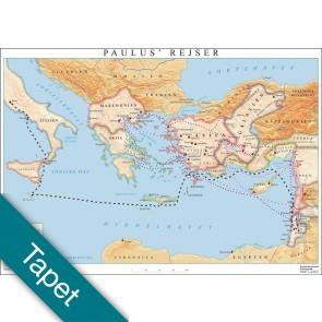 Paulus Rejser Tapet