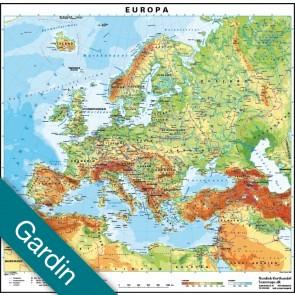 Europa uden flag  Gardin