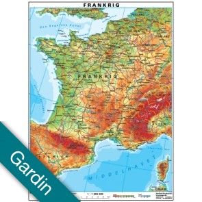 Frankrig  Gardin