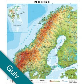 Norge  Gulvlaminering