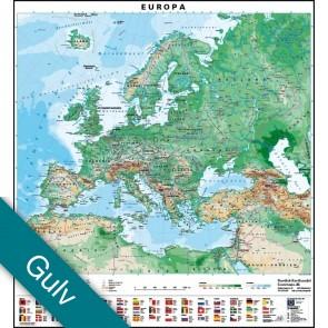 Europa  Gulvlaminering