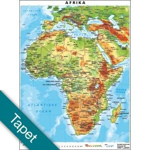 Afrika Tapet