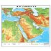 Mellemøsten, fysisk