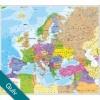 Europa politisk uden flag  Gulvlaminering