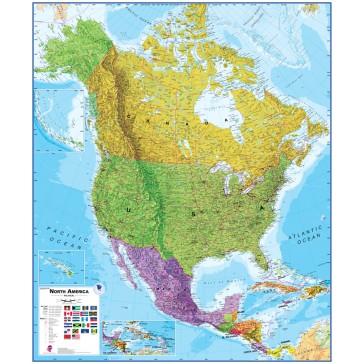 Nordamerika Politisk