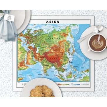 Asien Dækkeserviet
