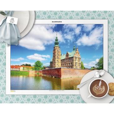 Rosenborg Slot Dækkeserviet