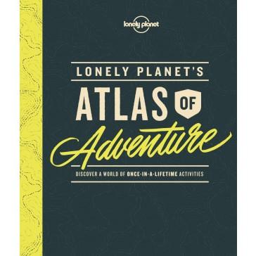 Lonely Plantes's Atlas of Adventure