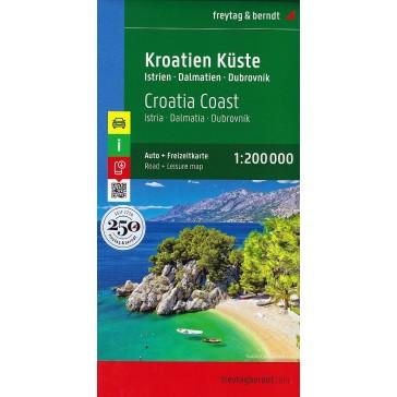 Croatia Coast - Istria / Dalmatia / Dubrovnik