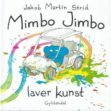 Mimbo Jimbo laver kunst