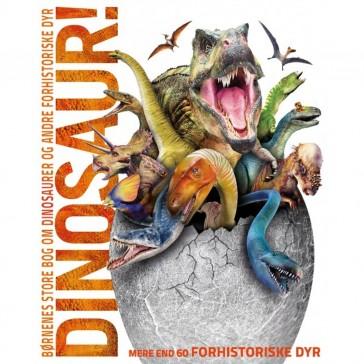 Børnenes store bog om dinosaurer og andre forhistoriske dyr
