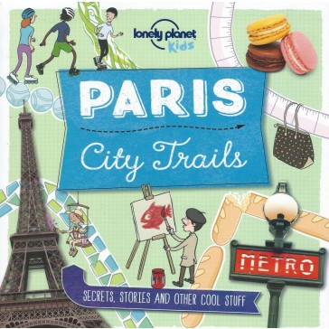 Paris city trails