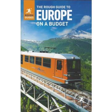 Europe on a Budget - pt. udsolgt (ny optryk oktober 18)