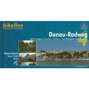 Donau-Radweg 4 - Von Budapest nach Belgrad (Ungarn, Kroatien
