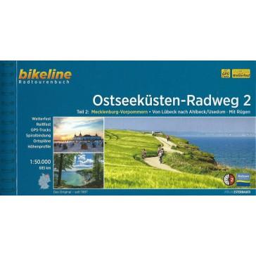 Ostseeküsten-Radweg 2 - Lübeck nach Ahlbeck/Usedom