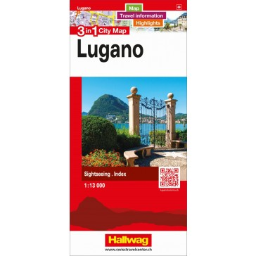 Lugano 3 in1 City Map