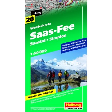 Saas Fee - Saastal - Simplon
