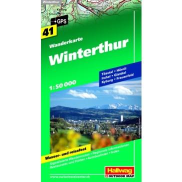 Winterthur, Tösstal