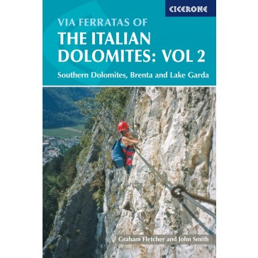 Via Ferratas of the Italian Dolomites: Vol 2