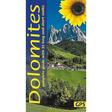 Dolomites - 35 long and short walks