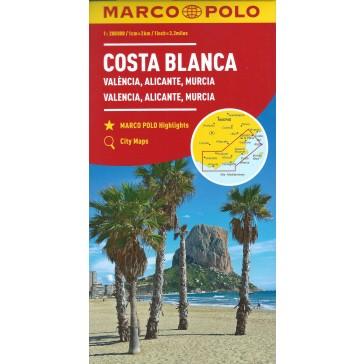Costa Blanca - Valencia - Alicanta - Castellón - Murcia