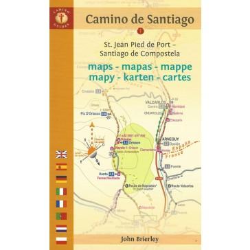 Camino de Santiago (St. Jean Pied de Port - Santiago de Comp