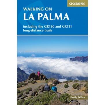 Walking on La Palma  incl. the GR130 an GR131 long-distance trails
