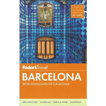 Fodor's Barcelona w/highlights of Catalonia