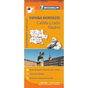 Castilla y León, Madrid - Espana Noroeste