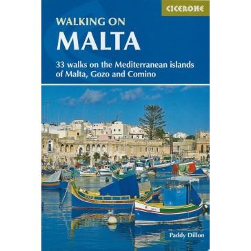 Walking on Malta - 33 walks on Malta, Gozo and Comino