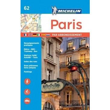 Paris par Arrondisseements