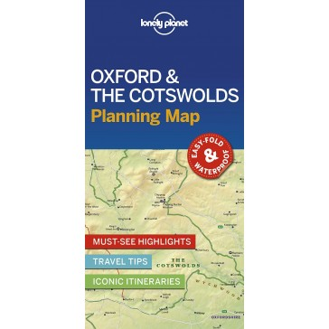 Oxford & The Cotswolds Planning Map