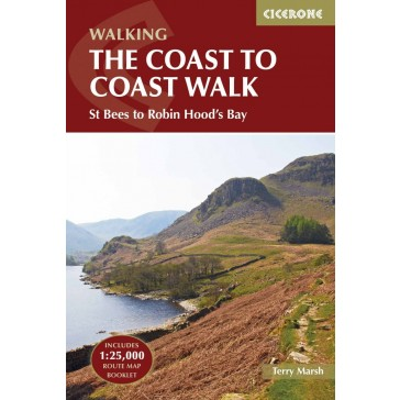 The Coast to Coast Walk - St Bees to Robin Hood's Bay