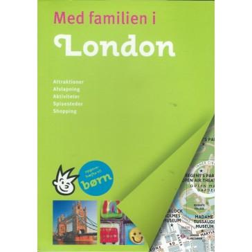 Med familien i London