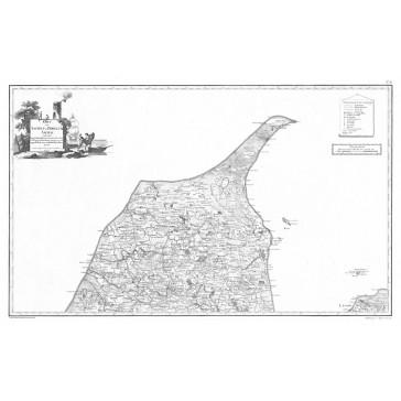 Jylland Nord - Videnskabernes Selskabs kort