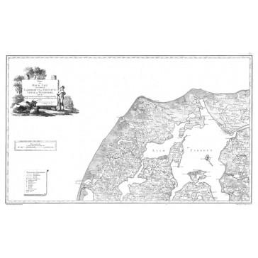 Jylland Nordvest - Videnskabernes Selskabs kort