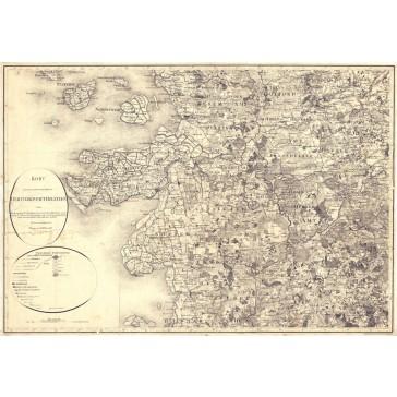 Holsten Nordvest - Videnskabernes Selskabs kort