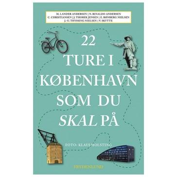 22 ture i København som du skal på