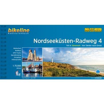 Nordseeküsten-Radweg Teil 4 - Tønder til Grenå