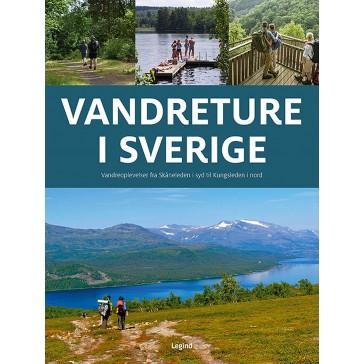 Vandreture i Sverige - vandreoplevelser fra Skåneleden i syd