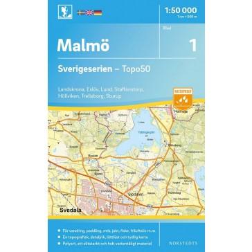 1 Malmö Sverigeserien