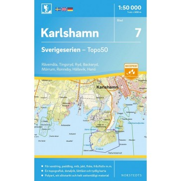 7 Karlshamn Sverigeserien.