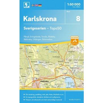 8 Karlskrona Sverigeserien