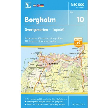 10 Borgholm Sverigeserien